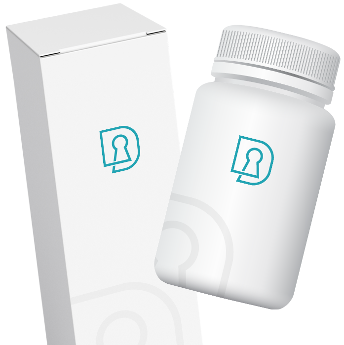 Discreet Care | Products White